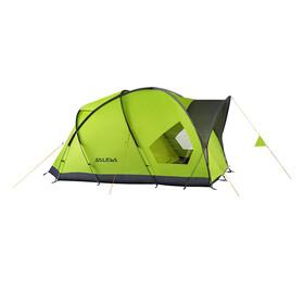 Salewa Alpine Hut III Tent Cactus/Grey